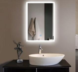 Делаем светодиодную подсветку зеркала в ванной комнате своими руками: поэтапная установка