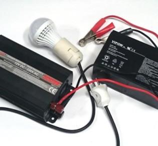 Как организовать резервное освещение для дома от аккумулятора своими руками: идеи для аварийного освещения