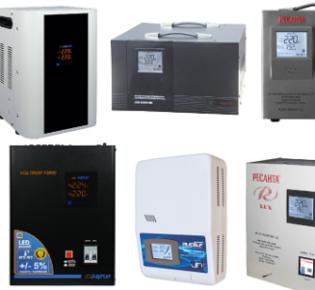 Описание стабилизатора SUNTEK для повышения напряжения в электросети: описание прибора и его применение