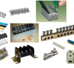 Виды колодок под клеммы, которые используются для соединения проводов: их устройство и использование