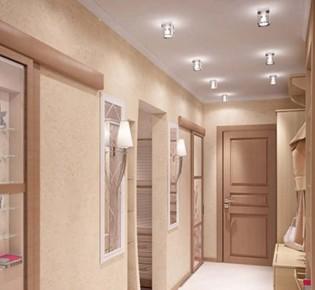 Советы по установке источников света в коридоре: какие могут быть варианты освещения