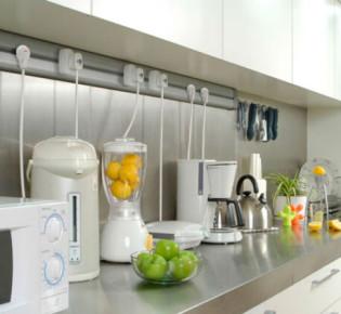 Грамотное расположение розеток на кухне: сколько и в каких местах установить розетки для убодства