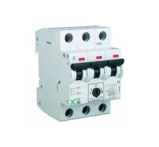 Технические характеристики и конструкция автоматического выключателя марки Eaton