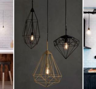 Винтажные лампы Эдисона в современном интерьере: фото интерьеров и описание конструции