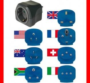 Обзор розеток в разных странах мира: типы и описания, общие стандарты и различия