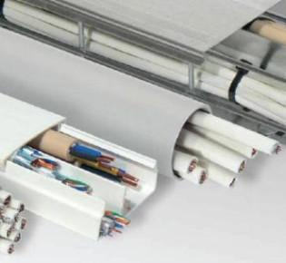 Как правильно производить монтаж кабеля в лотках и коробах: инструкция и пошаговое описание