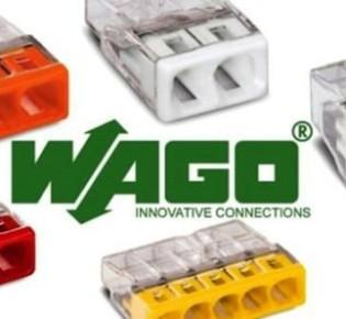 Использование клемм Wago для соединения проводов при электромонтажных работах в помещении