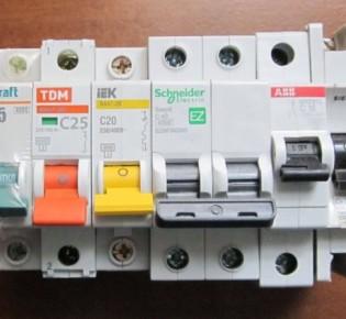 Особенности выбора автоматических выключателей: основные критерии выбора, описание функций