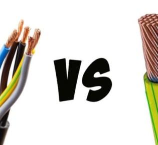 В чём заключаются различия проводов и кабелей: особенности их конструкции и назначение