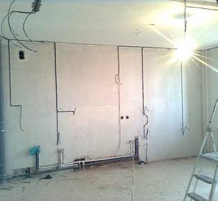 Правила монтажа электрической проводки с нуля в новых квартирах: советы по самостоятельной установке