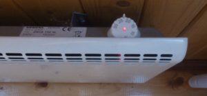 механический терморегулятор для конвектора