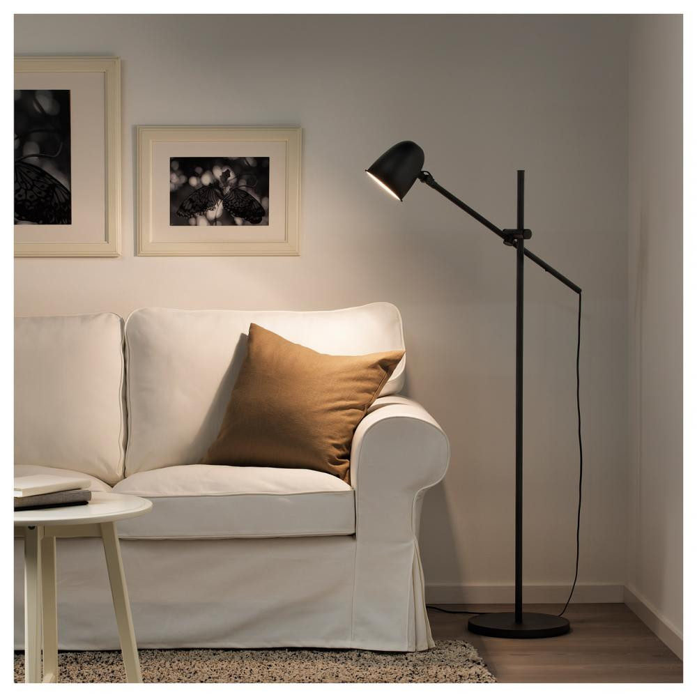 напольный светильник для чтения