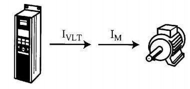 схема расчета частотного преобразователя под двигатель