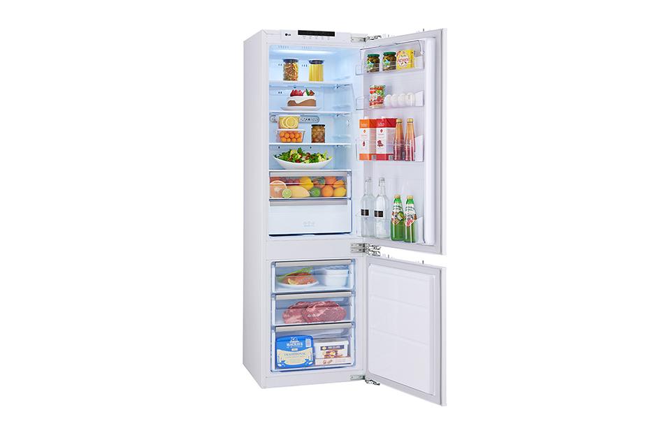 Встраиваемый холодильник LG GR-N319 LLC