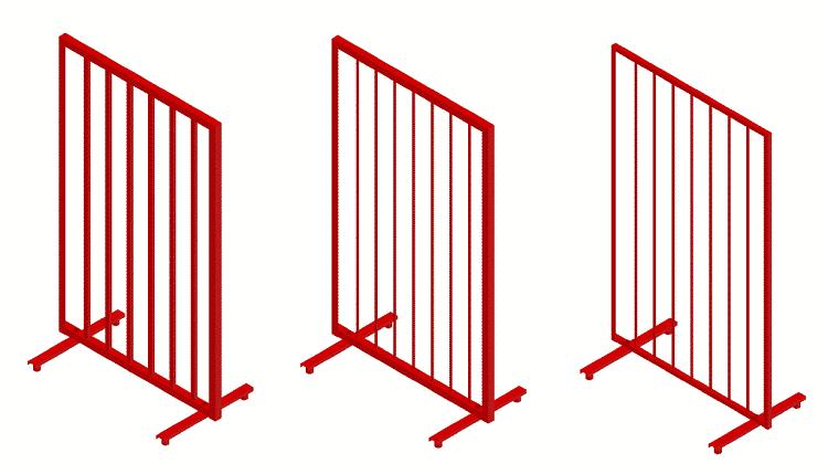 диэлектрический экран ограждения