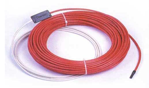 Нагревательный кабель для теплого пола под плитку