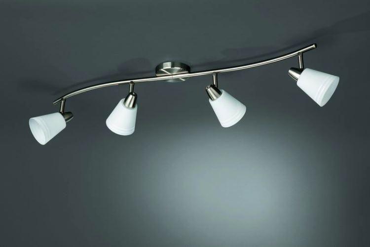 Лампа направленного света для потолка, вариант