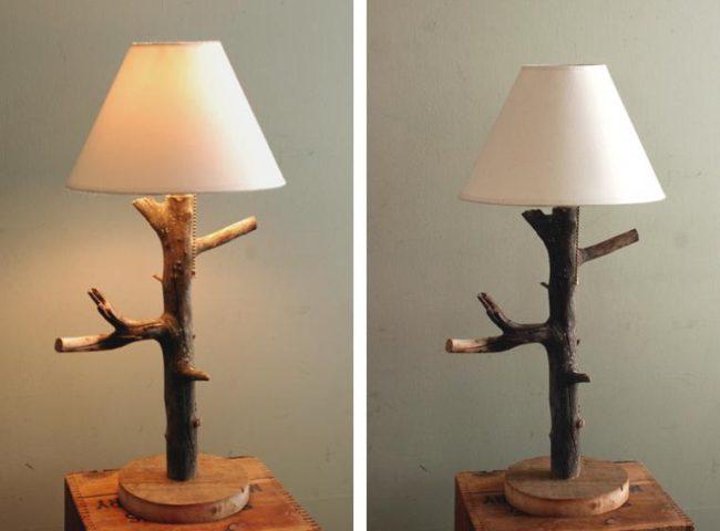 необычный светильник самодельный самостоятельно