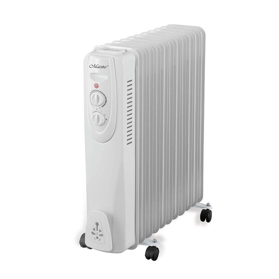 Масляный радиатор для деревянного дома, отопление электрическое