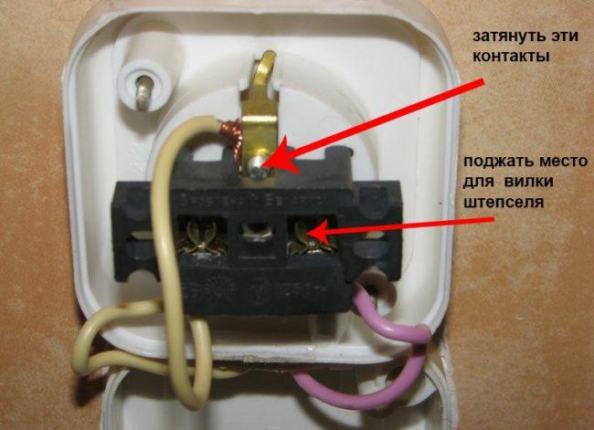 Восстановление разъемов, материалы для монтажа проводки