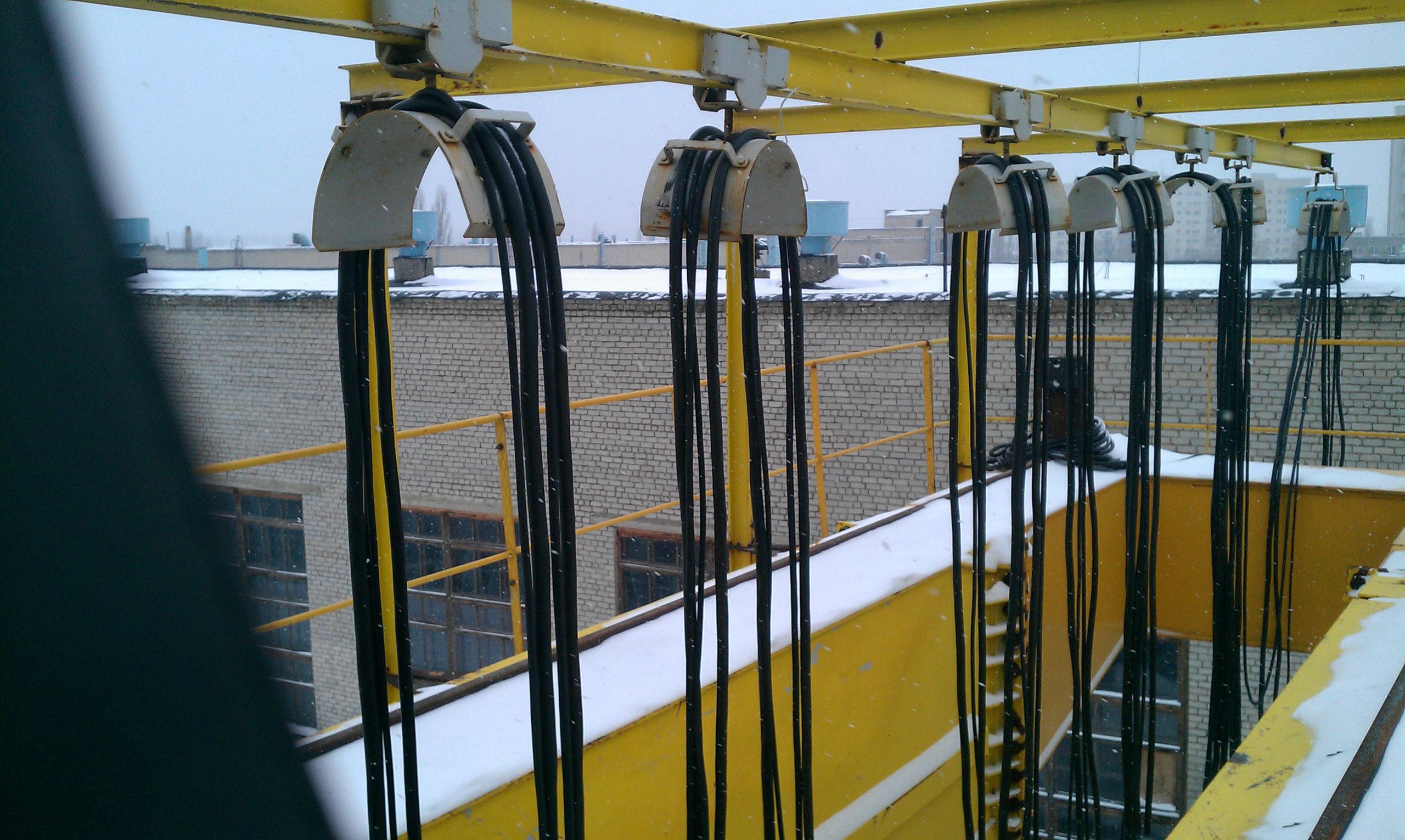 кабельный кран, характеристики