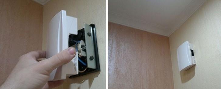 подключение звонка для двери