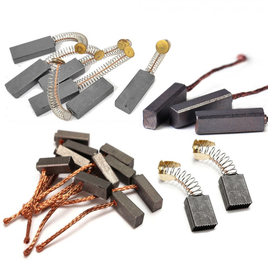 виды комплектации электрических двигателей