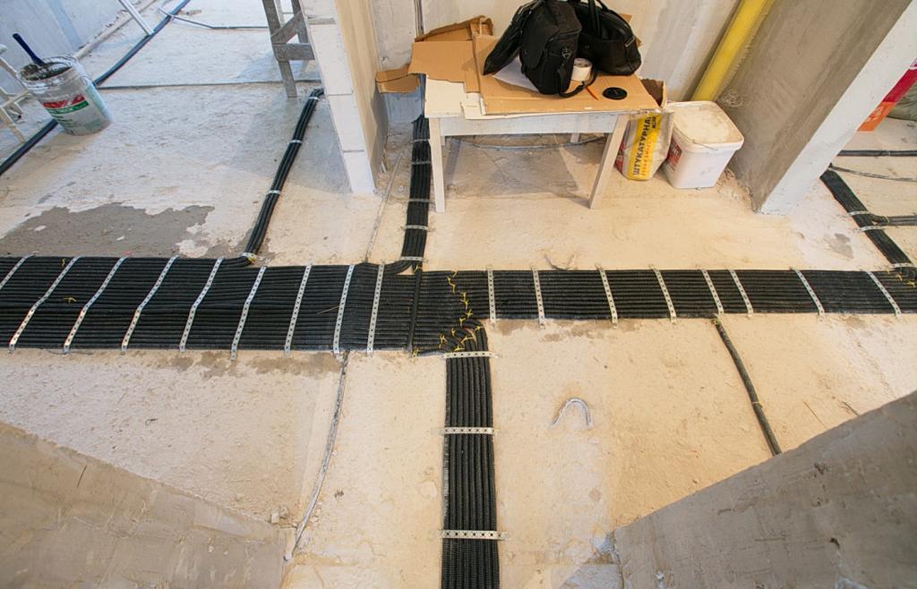 требования к современному монтажу в квартире электропроводки