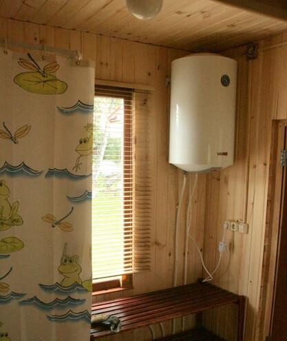 Бойлер для электрического отопления в деревянном доме