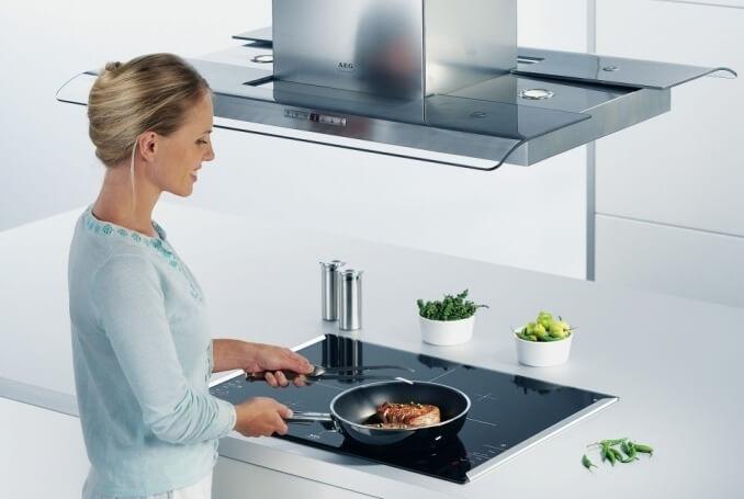 Оптимальный размер техники для кухни, выбор