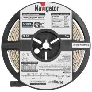 светодиодная navigator, параметры