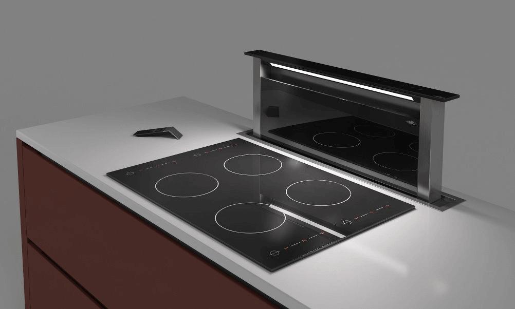 выбор техники, система домино для кухни