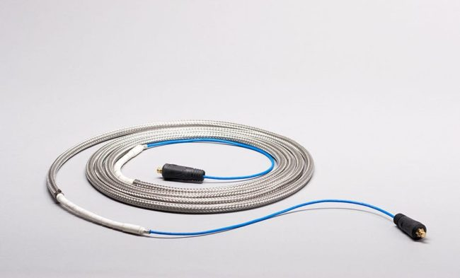 смотанный кабель