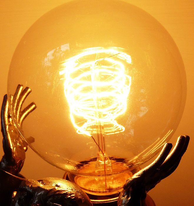лампа-сувенир, контрольная электрика