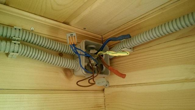 гофра для монтажа, провода,, стена, проводка, материалы