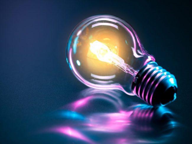 электрика лампа контрольная