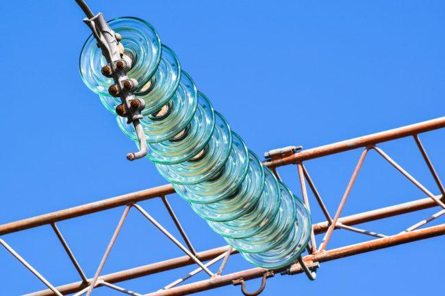изоляторы линий электропередач