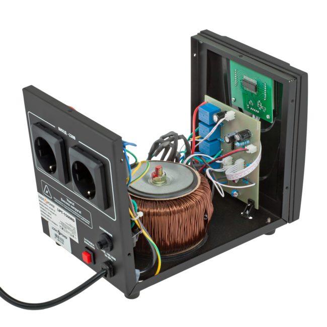 напряжения проводки в домашней разводке электросети