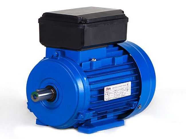 Принцип функционирования конденсаторного электродвигателя и сферы его использования