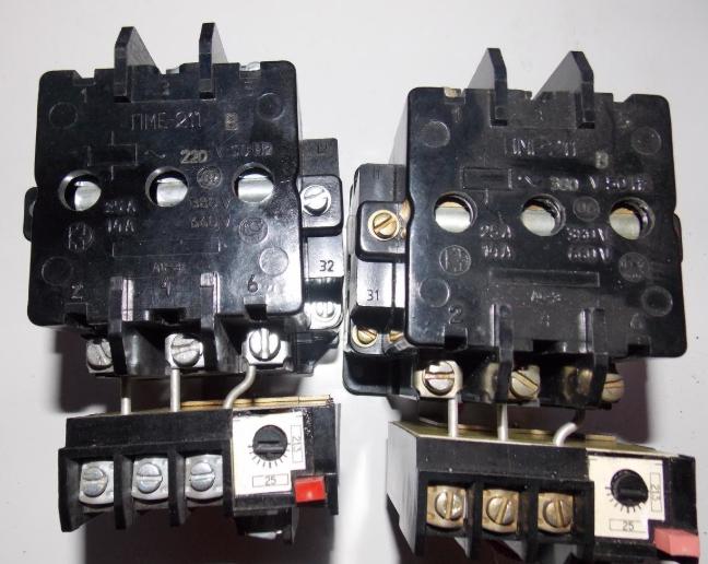 защита прибор электрического простого двигателя