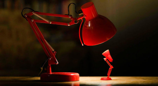 лампы, схема постепенного включения