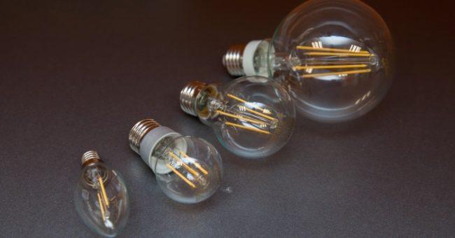 лампы, схема подключения постепенного