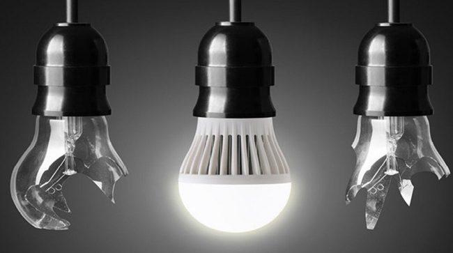 лампы резервное аккумулятор