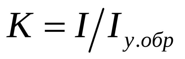 симистор формула работы прибор