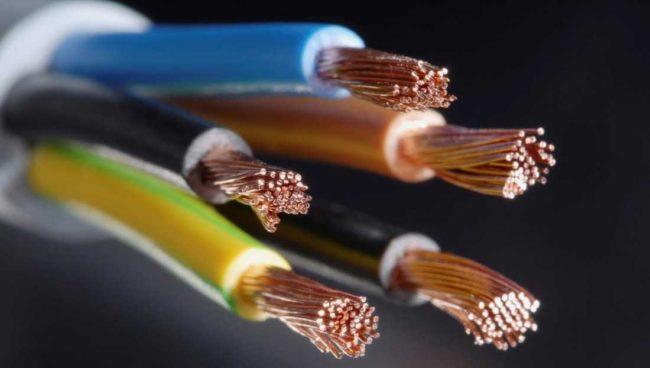 Провод ПРКА, электропроводка в доме из газобетона