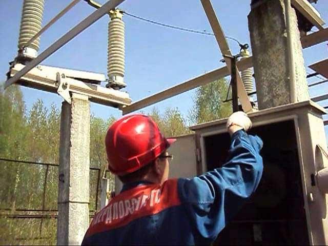 obslugivanie-zamikateley, электричества