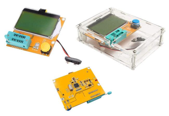 ESR – тестер транзистор