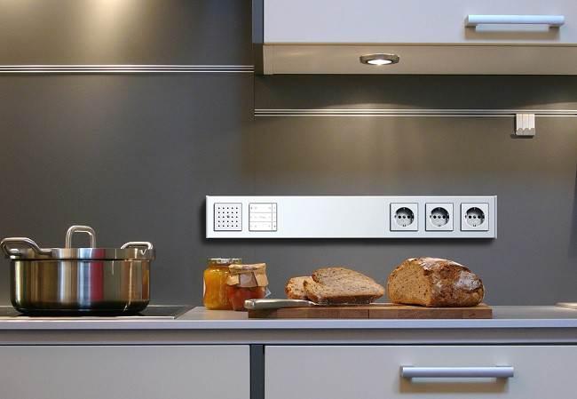 кухня, установка