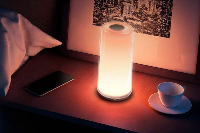 Умные лампы освещения в доме