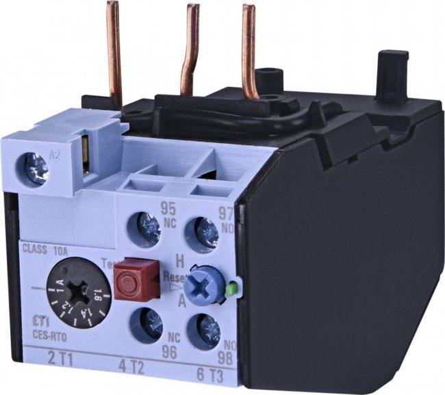 teplovoe-rele устройство теплового